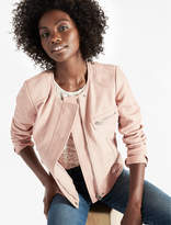 Lucky Brand Soft Leather Jacket