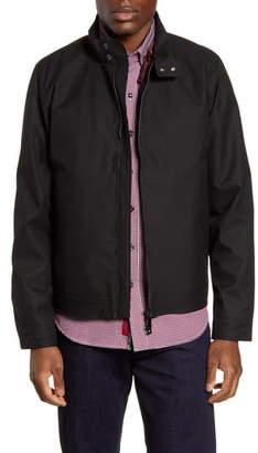 Robert Graham McQueen Woven Jacket with Removable Liner Vest