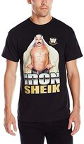 WWE Men's Iron Sheik Men's T-Shirt