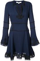 Jonathan Simkhai embroidery trimmed dress