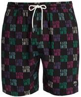 Wesc Hampus Wasted Youth Shorts