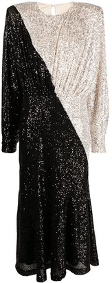 Rotate by Birger Christensen Billie sequin dress