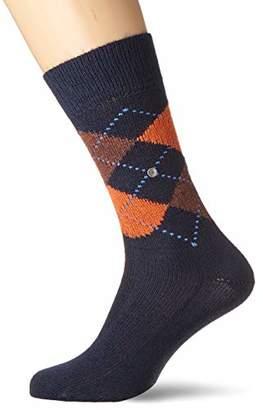 Burlington Men's Preston Calf Socks, (size: 40-46)