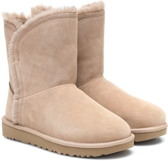UGG Classic Short suede ankle boots