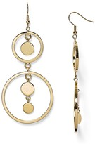 Jules Smith Designs Open Circle Drop Earrings