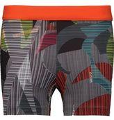 NO KA 'OI Nala Printed Stretch-Jersey Shorts
