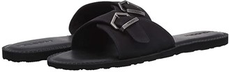 Volcom Knock It Off Sandals (Black Out) Women's Shoes