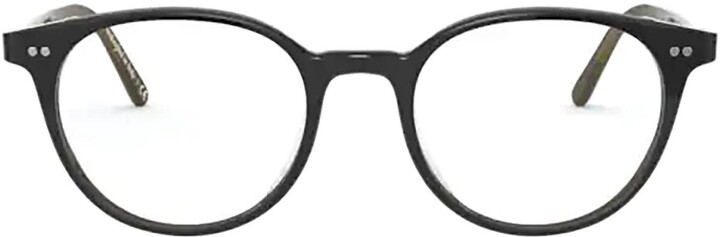 Thumbnail for your product : Oliver Peoples Ov5429u Black / Olive Tortoise Glasses