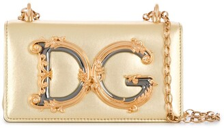 Dolce & Gabbana Girls crossbody bag