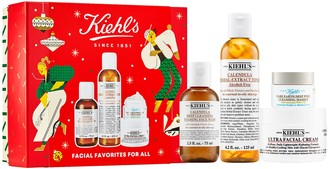Kiehl's Facial Favorites For All