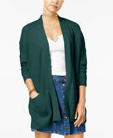 Ultra Flirt Juniors' Open-Front Cardigan