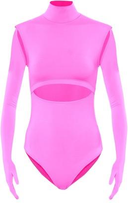 Vetements Stretch-jersey bodysuit