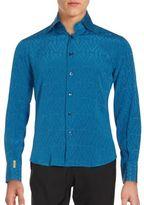 Billionaire Boys Club Long Sleeve Silk Shirt