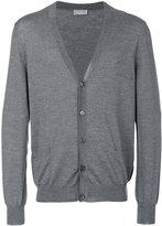 Christian Dior knitted cardigan - men - Virgin Wool - M
