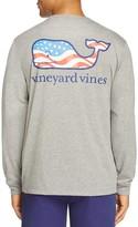 Vineyard Vines Waving Flag Tee