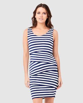 Ripe Maternity Women's Bodycon Dresses - Love Your Body Nursing Dress - Size One Size, S at The Iconic