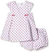 Absorba Baby Girls Dress Dress,0 - 3 Months