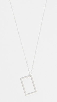 Le Gramme 2.6g Large Brushed Chain Necklace