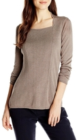 Nic+Zoe Nic + Zoe Essence Silk Blend Top