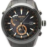 Seiko Black Titanium Watches