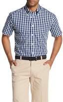 Brooks Brothers Regent Modern Trim Fit Plaid Tee Shirt