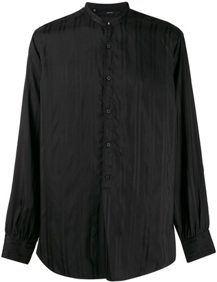 Gucci Pre-Owned 1990s Striped Shirt