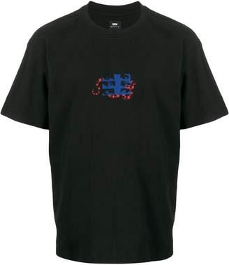 Edwin Girl print short sleeve T-shirt