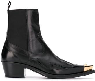 Versace Cowboy Boots