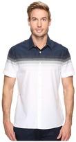 Perry Ellis Engineered Dot Shirt