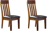 Signature Design by Ashley Ralene Set of 2 Side Chairs