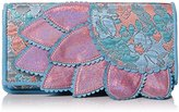 Irregular Choice Women's Silver Linings Clutch Clutch