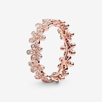 Pandora Daisy Flower Ring