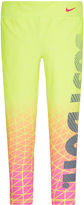 Nike Solid Knit Leggings - Preschool