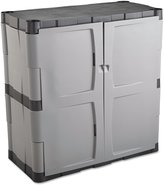 Rubbermaid Resin Storage Cabinet, Base (FG708500MICHR)