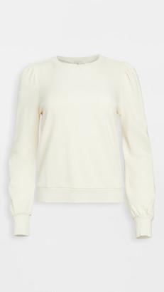 Z Supply Zoe Puff Sleeve Sweatshirt
