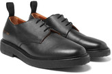 Common Projects - Cadet Saffiano Leather Derby Shoes