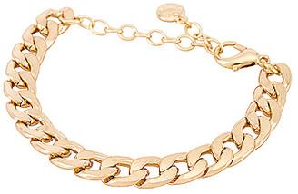 BaubleBar Small Curb Chain Bracelet