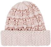 Missoni Chunky-knit cashmere beanie