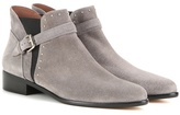 Tabitha Simmons Gigi Suede Ankle Boots