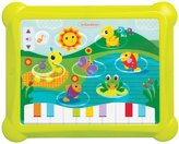 Infantino Lights & Sounds Musical Touch Pad - Green (Topsy)
