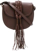 Altuzarra braided strap shoulder bag
