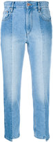 Etoile Isabel Marant Clancy jeans - women - Cotton - 38