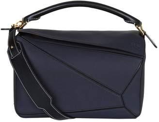 Loewe Leather Puzzle Bag