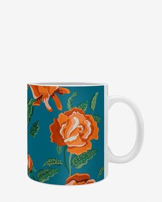 Express Deny Designs Rosalie Coffee Mug