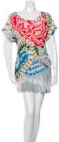 Thakoon Floral Silk Dress