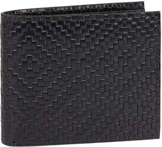 Harrods Leather Bifold Wallet