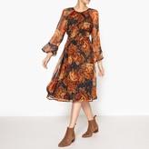 Antik batik Robe imprimée MONY LONG D