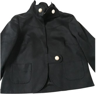 Matthew Williamson Black Cotton Jacket for Women