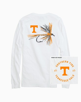Southern Tide Tennessee Vols Fly Long Sleeve T-Shirt
