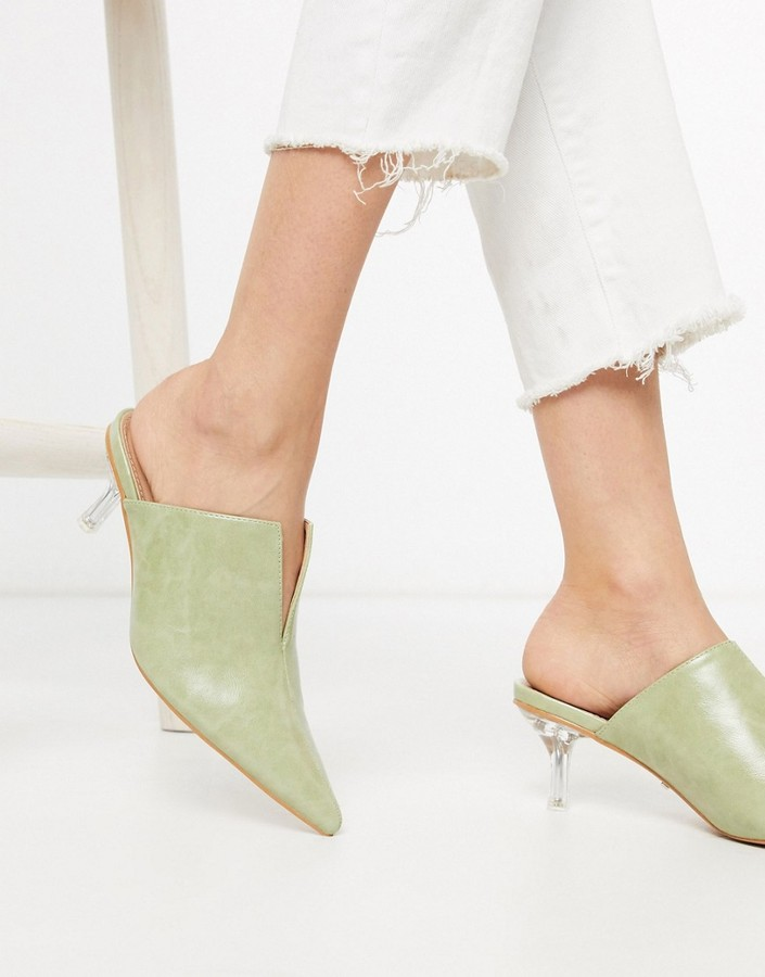 Sage Green Shoes | Shop the world's